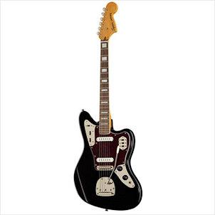 Fender SQ CV 70s Jaguar LRL BK