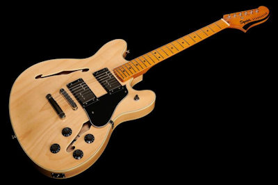 Fender SQ CV Starcaster MN NT
