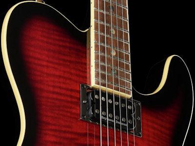 Fender Telecaster Custom FMT HH BCBIL