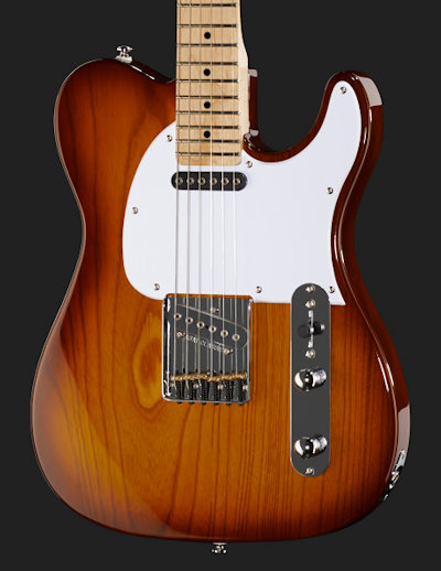 G&L Tribute Asat Classic Butterscotch Blond