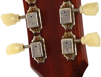 Gibson Les Paul 58 Lemon Burst VOS
