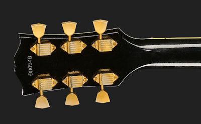 Gibson Les Paul 68 Custom Ebony ULA
