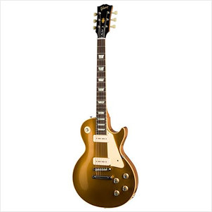 Gibson Les Paul 68 Goldtop Reissue