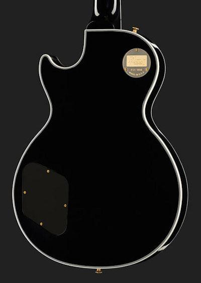 Gibson Les Paul Custom Ebony GH
