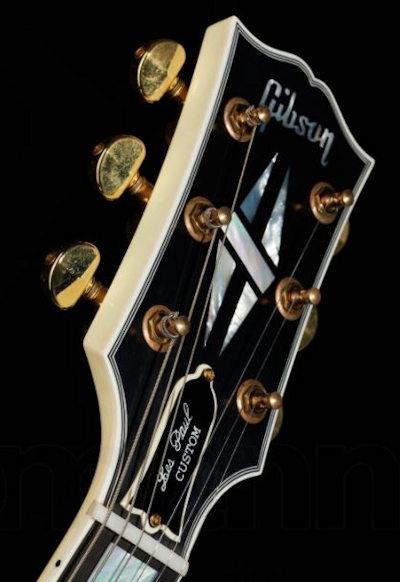 Gibson SG ´63 Custom 3 PU Maestro CW