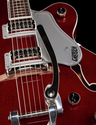 Gretsch G6119T Tennessee Rose