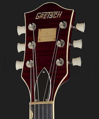 Gretsch G6609TFM PE Broadkaster DCDCS
