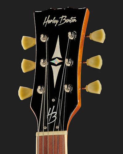 Harley Benton SC-450Plus VB Vintage Series
