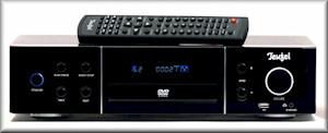Impaq 400 - IP 400 DR DVD-Receiver