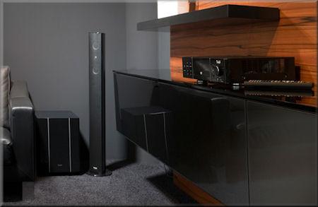 Impaq 500 - im Wohnraum