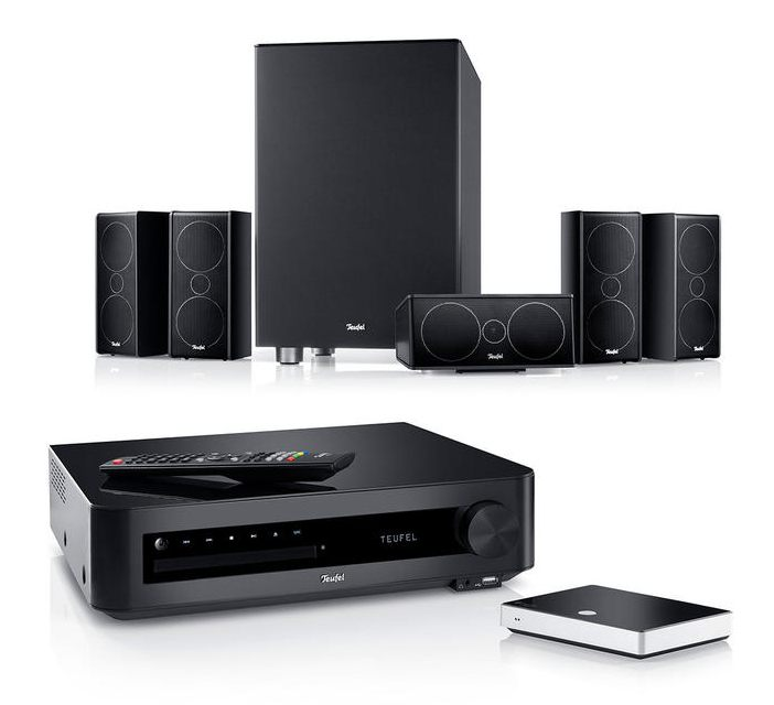 Teufel Impaq 7000 Streaming