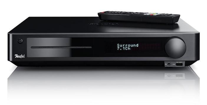 Impaq® 8000 Blu-ray Receiver