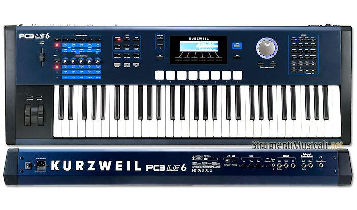 Kurzweil PC3LE 6 Workstation