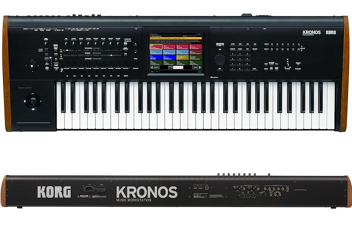 Korg pro Kronos 61 Model 2015 Workstation