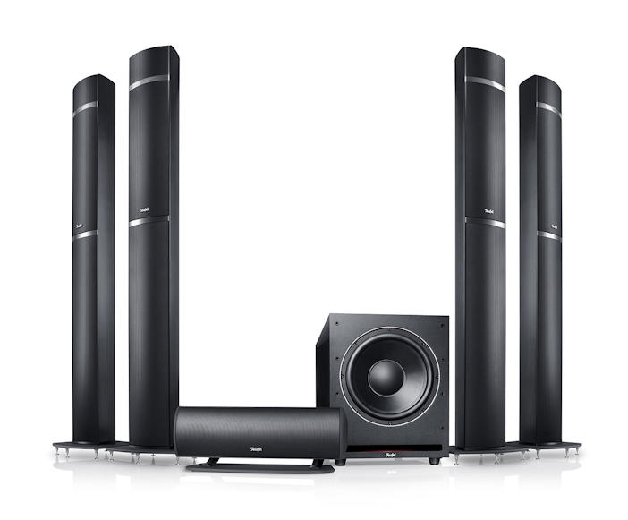 Teufel LT® 5 licensed by Dolby Atmos