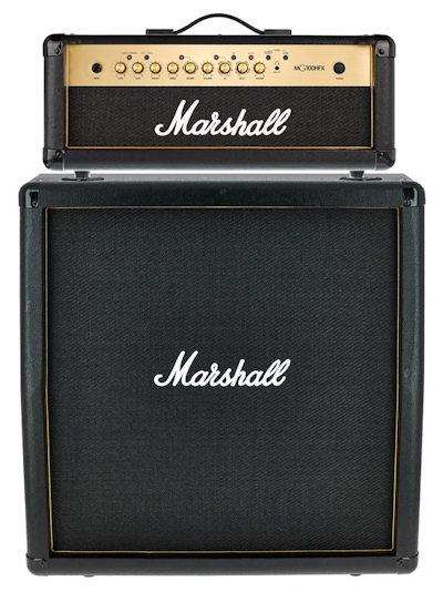 Marshall MG100HGFXC