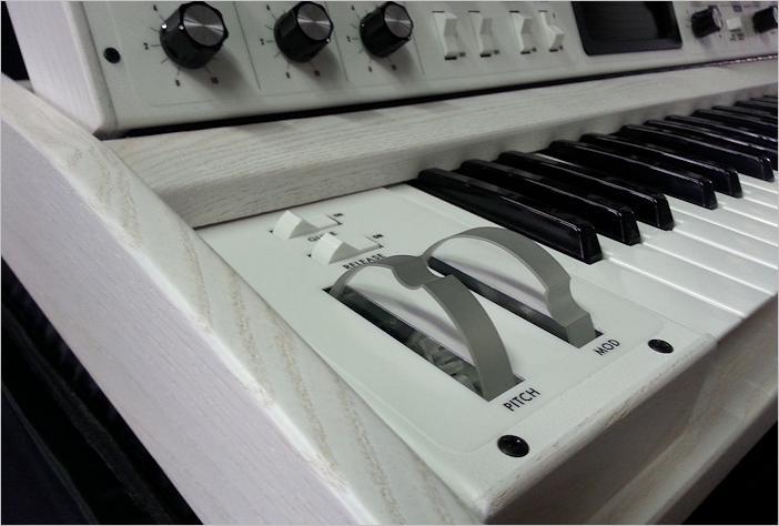 Moog Voyager Performer Stage