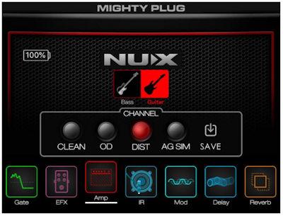 Nux Mighty Plug