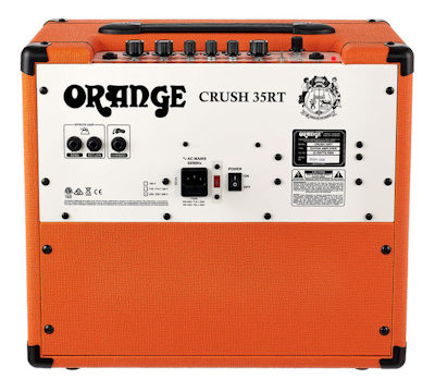 Orange Crush 35 RT