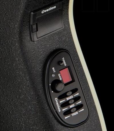Ovation CE48P-RG Elite Plus