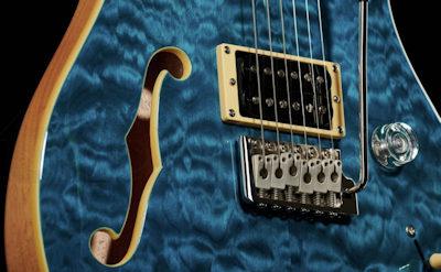 PRS SE Custom 22 Semi Hollow MB