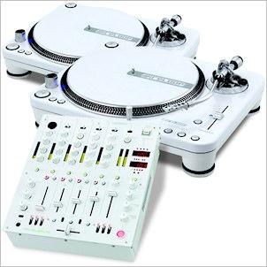 Reloop DJ-Set - Polar Lightning