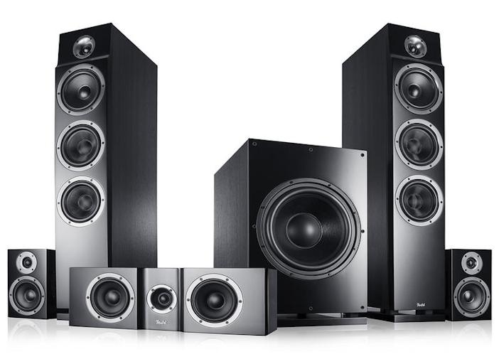Teufel Theater® 500 - 5.1-Set Cinema reloaded