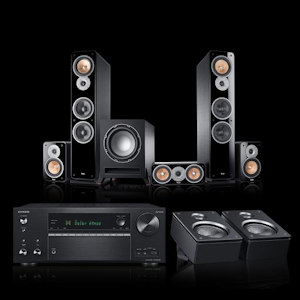 Teufel Ultima 40 Surround AVR - Dolby Atmos