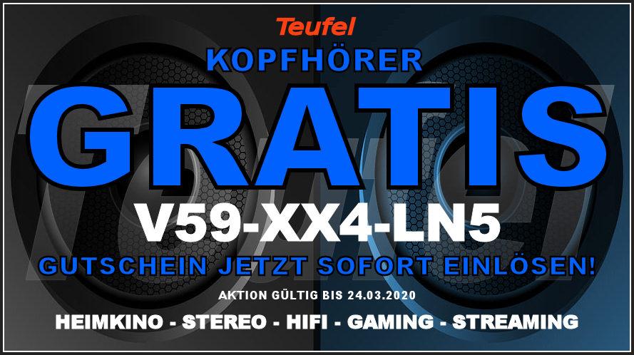 V59-XX4-LN5 – Teufel-Gutschein: Kopfhörer MOVE PRO – GRATIS