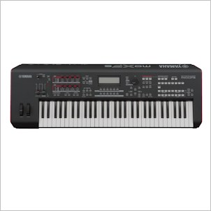 Yamaha MOXF 6 Workstation