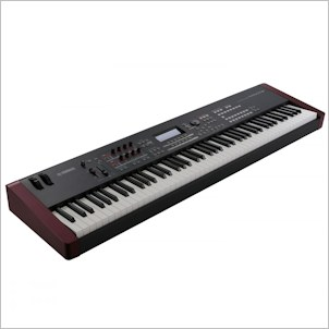 Yamaha MOXF 8 Workstation
