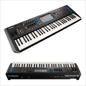 Yamaha MODX6 Workstation
