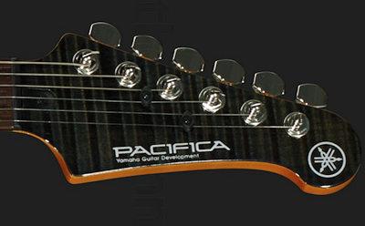 Yamaha Pacifica 611 V FM TBL