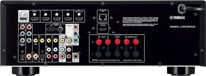 Yamaha RX-V475 Netzwerk AV-Receiver