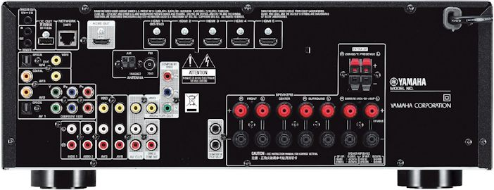 Yamaha RX-V675 Netzwerk AV-Receiver
