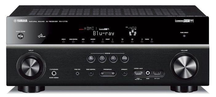 Yamaha RX-V775 Netzwerk AV-Receiver