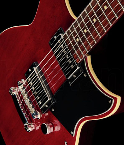 Yamaha Revstar RS420 Fired Red