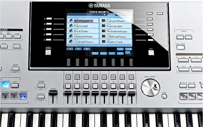 Yamaha Tyros 5-76 Expansion Kit