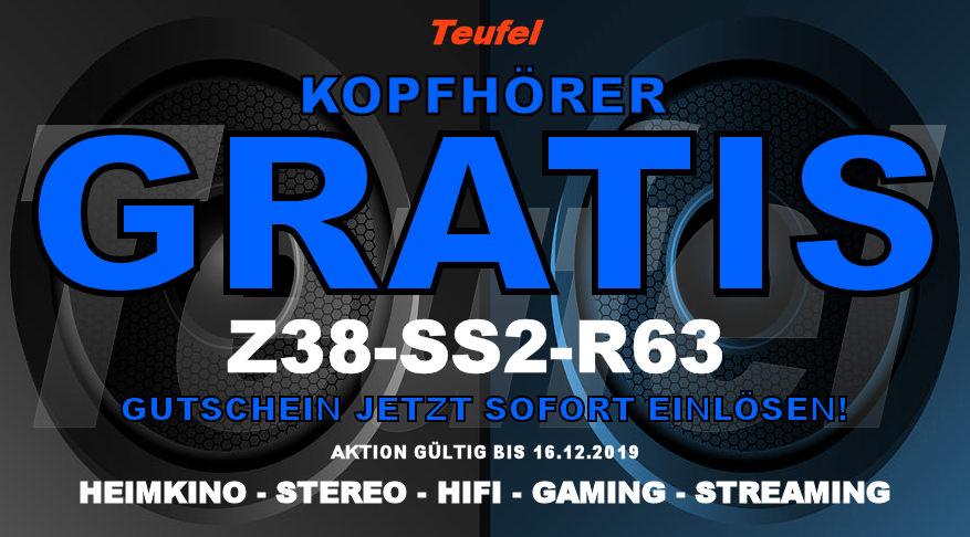Z38-SS2-R63 – Teufel-Gutschein: Kopfhörer MOVE PRO – GRATIS