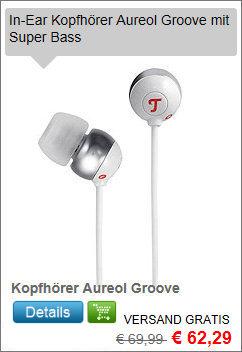 Aureol Groove