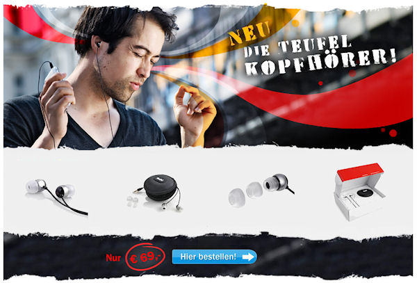 Aureol Groove In-Ear