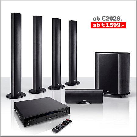 Cinepaq 6900 – Komplett-System