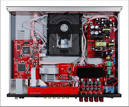 DVD Receiver CP 5100 DR