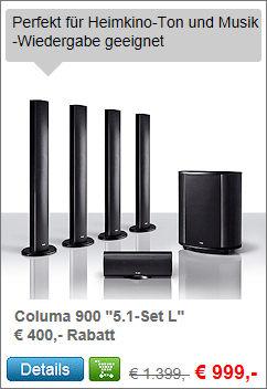 Columa 900 - 5.1-Set L