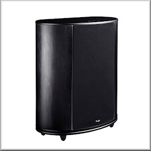 Columa 900 Black Subwoofer