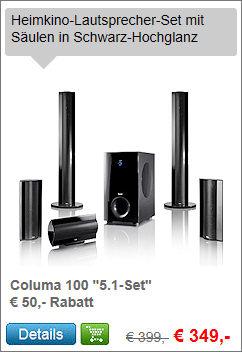 Columa 100 5.1-Set