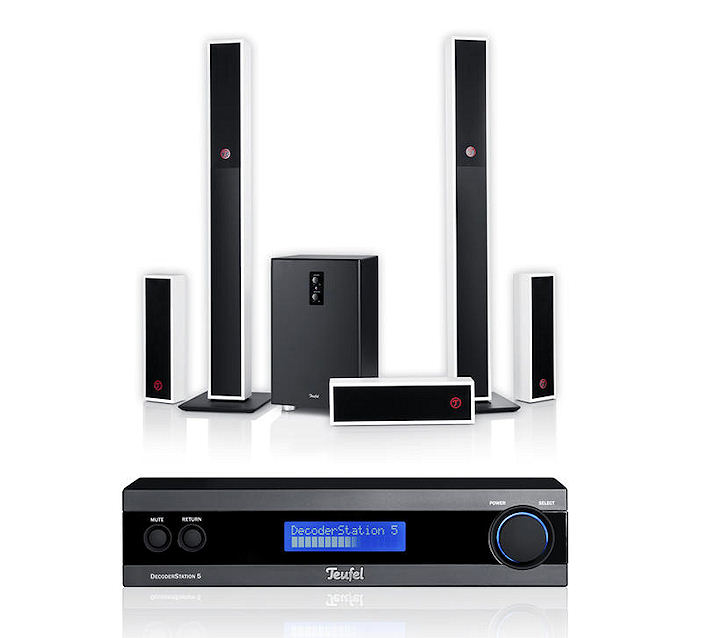 Teufel Columa® 200 Power Edition Digital