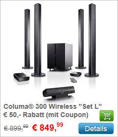 Columa 300 Wireless Set L