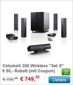 Columa 300 Wireless Set S
