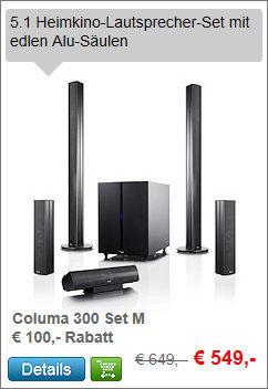 Columa 300 Set M
